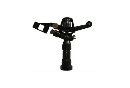 Plastic sprayer sprinkler