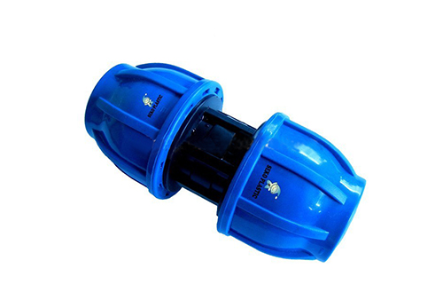 Pp compression fittings molds
