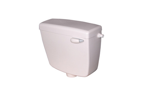 Water saving plastic dual flush toilet flush water tank/manufacturer Toilet tank cover set ABS plastic water tank