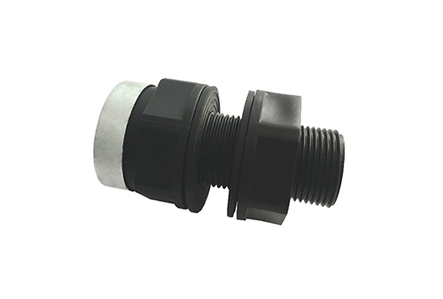 PP compression fitting - Tank Connector(female) High quality Plastic PP Nipple